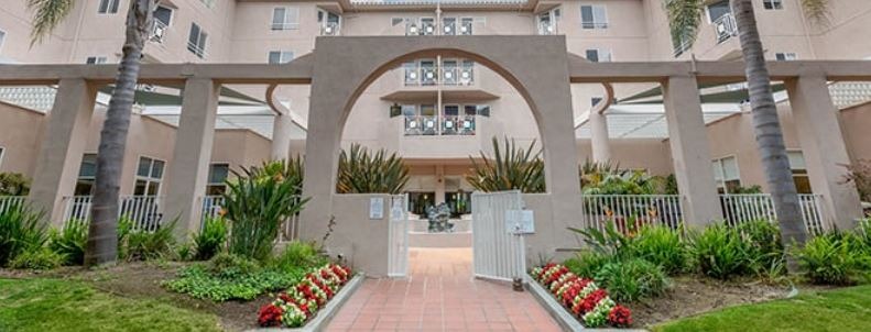 Assisted Living Facility - Brookdale Santa Monica Gardens