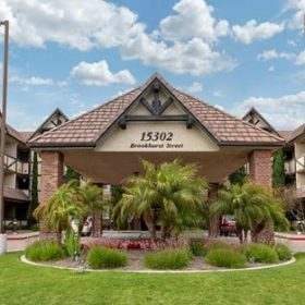 Brookdale Garden Grove assisted living facility