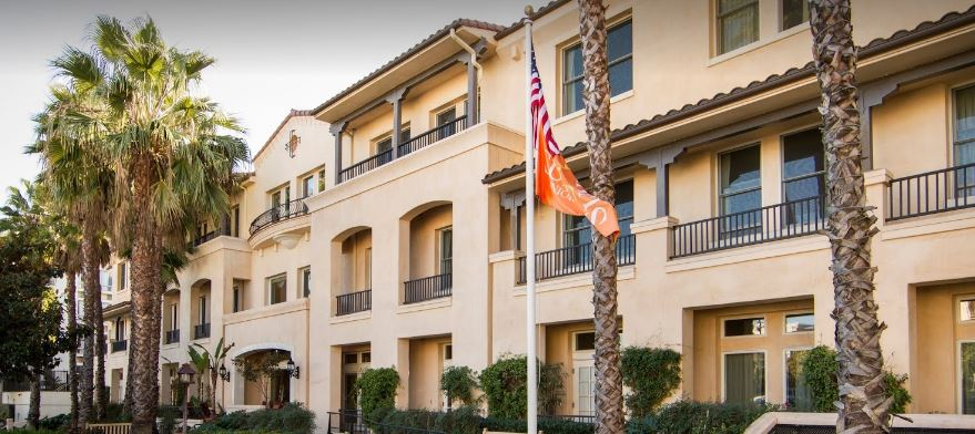 Assisted Living Facility - Sunrise of Santa Monica